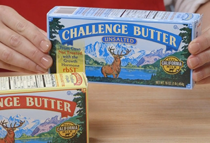 Substituting Unsalted Butter For Salted Challenge Dairy