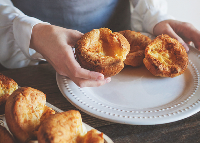 Popovers for Your Easiest, Tastiest Holiday Feast