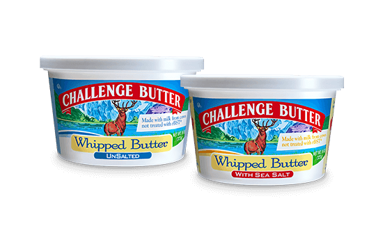 Challenge Whipped Butter