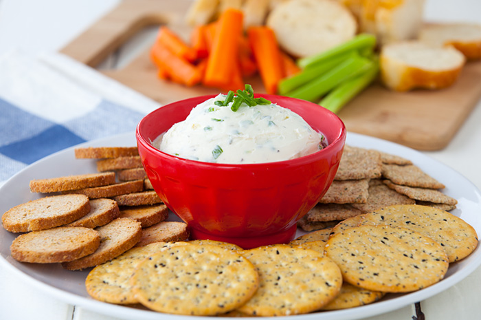 French Style Herb Spread