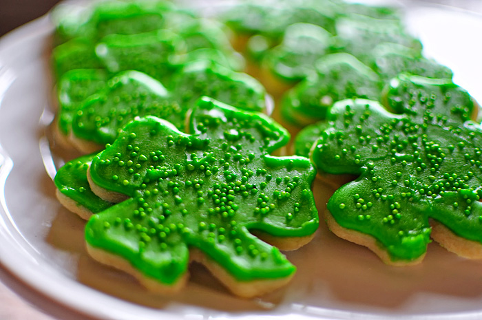 Irish Butter Cookies